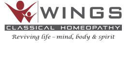 Wings Classical Homeopathy - logo