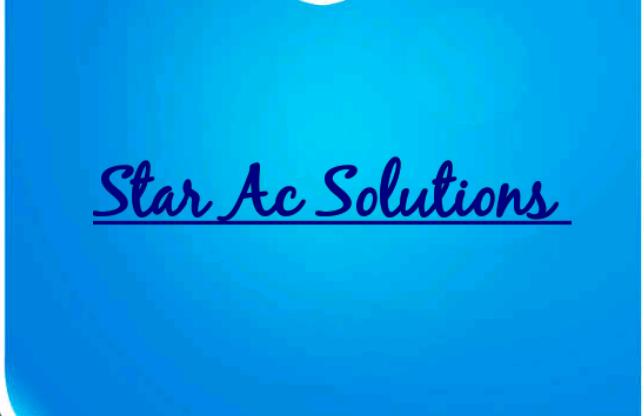 Star Ac Solutions - logo