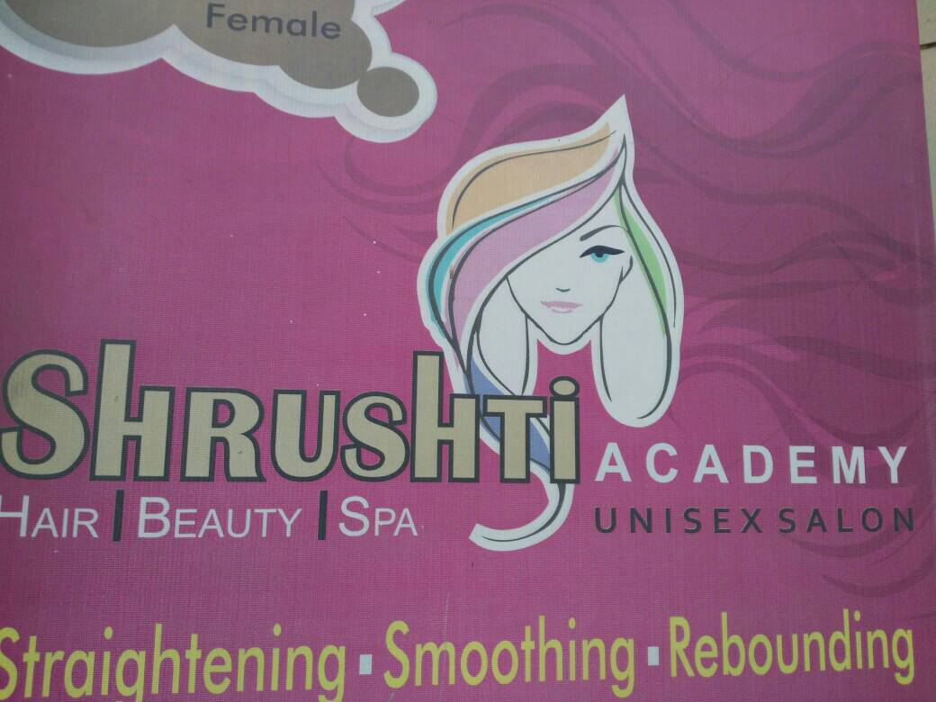 Shrushti Unisex Salon - logo