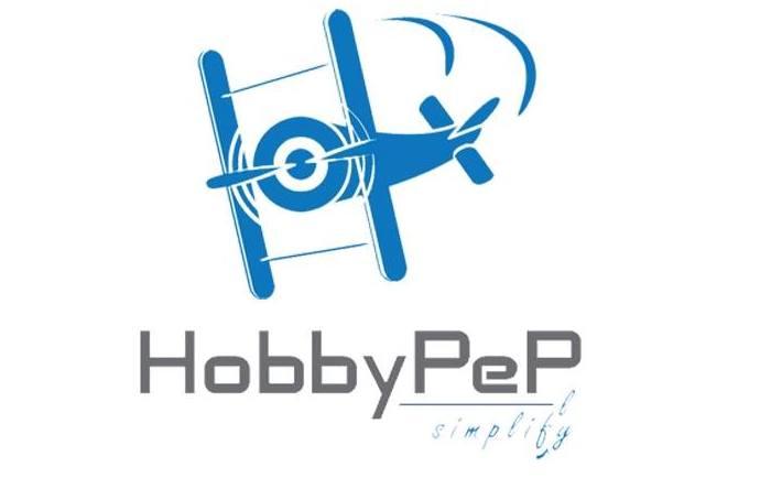Hobby Pep | Best Drones Shop in India | 9505569998 - logo