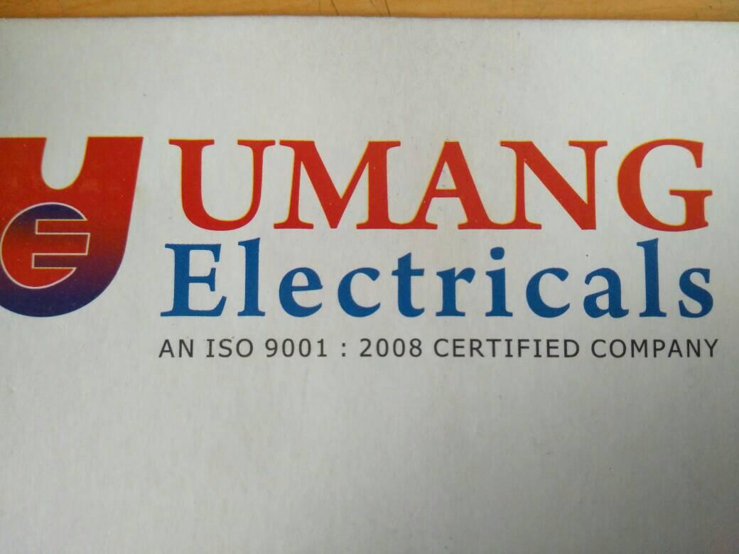 Umang Electricals - logo