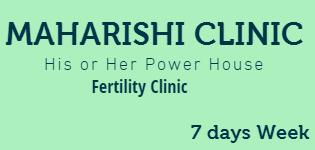 MAHARISHI CLINIC - 9873704548 - logo