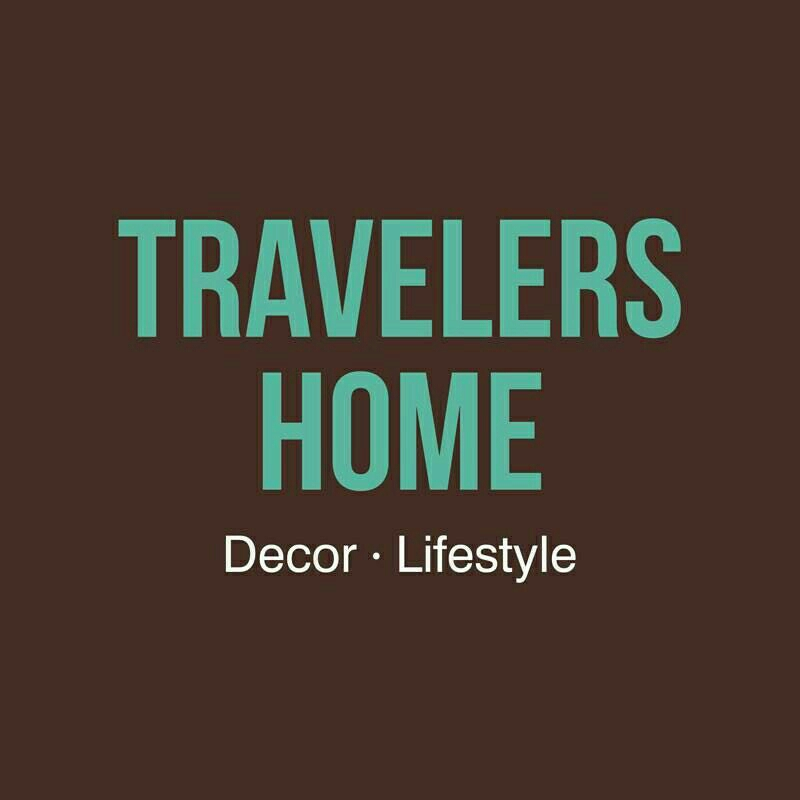 TRAVELERS HOME : Home Decor Products - logo