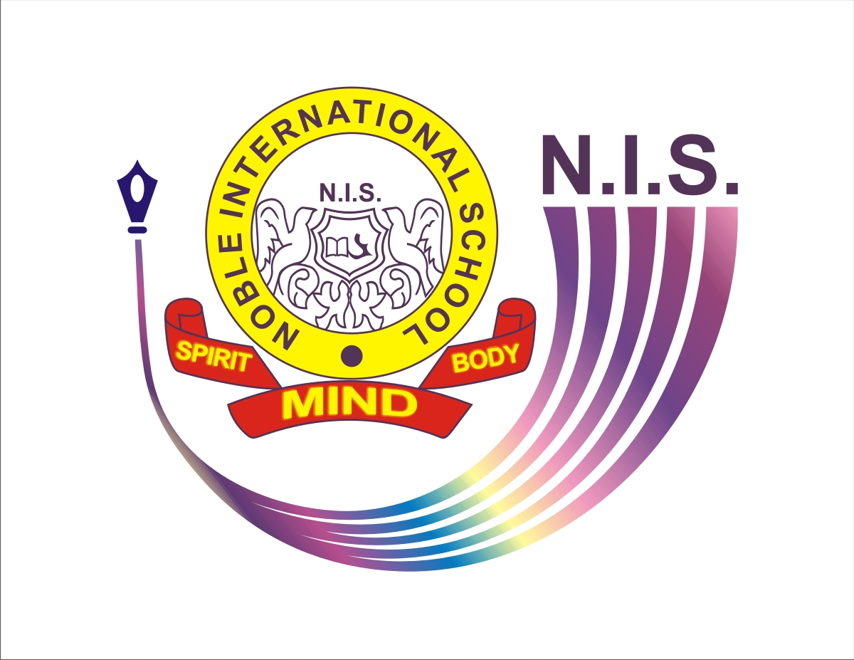 Noble international school - logo