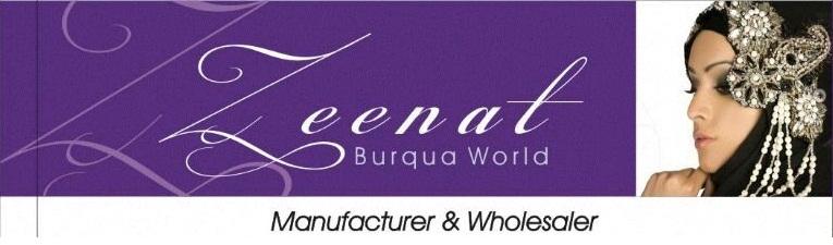 Zeenat Burqa World - logo