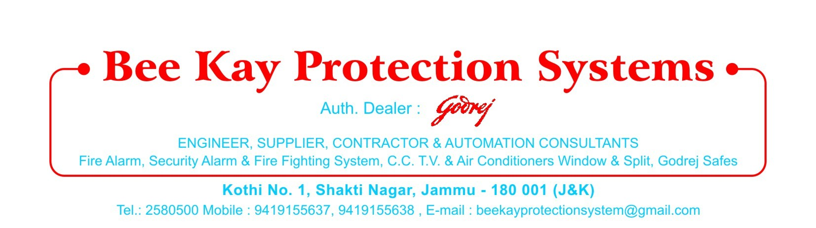 Bee Kay Protection Systems - logo