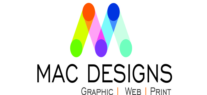 mac designs - logo
