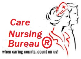 Care Nursing Bureau - logo
