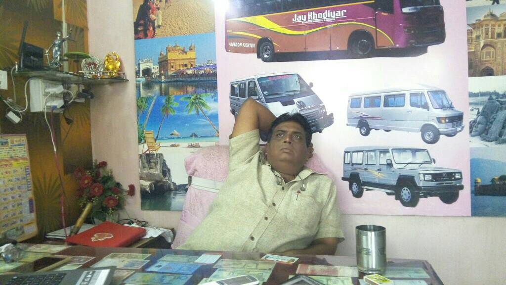 Jay Khodiyar Travels