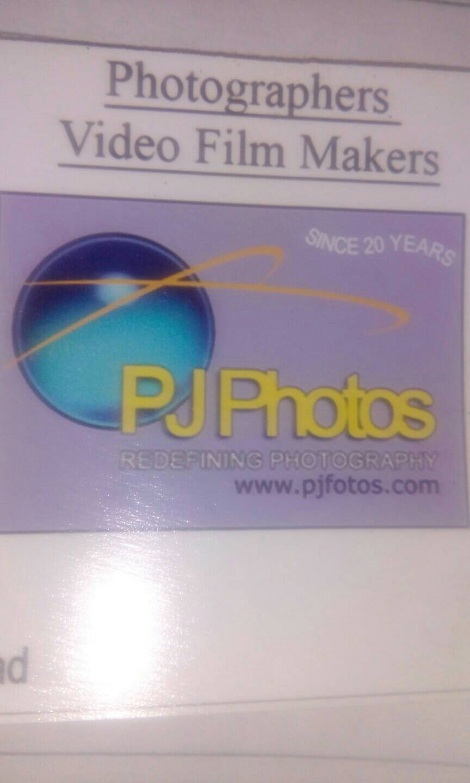Pjphotos - logo