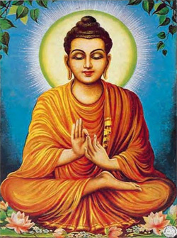 Om Bodhisattva Complete Buddhist Meditation Supplies - logo