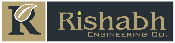 Rishabh Engineering Co. - logo