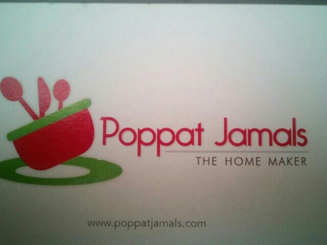 Poppat Jamals - logo