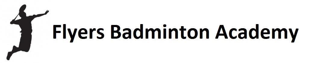 Flyers Badminton Academy 9884341137 - logo