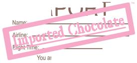 Imported Chocolates | Vizag | Andhra Pradesh. - logo