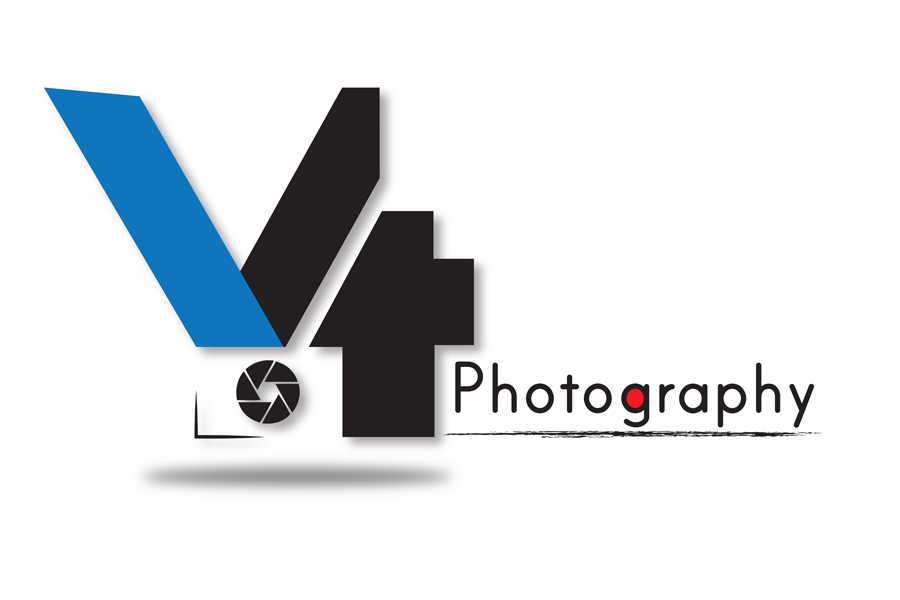 V4 Photography - logo
