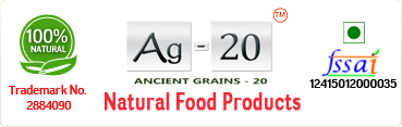 Ag-20 Natural Food Products - logo