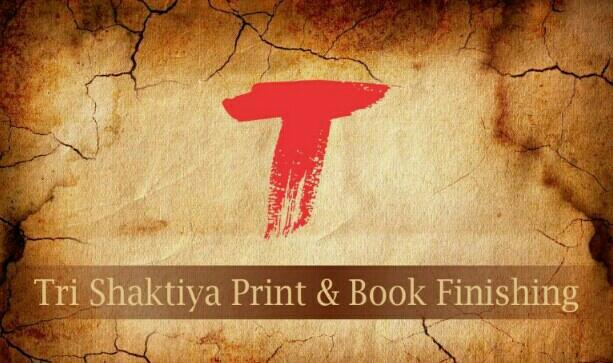 Tri Shaktiya Print & Book Finishing - logo