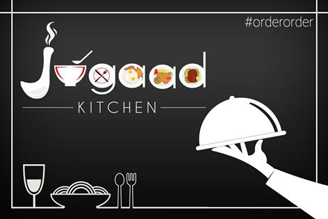 Jugaad Kitchen - logo