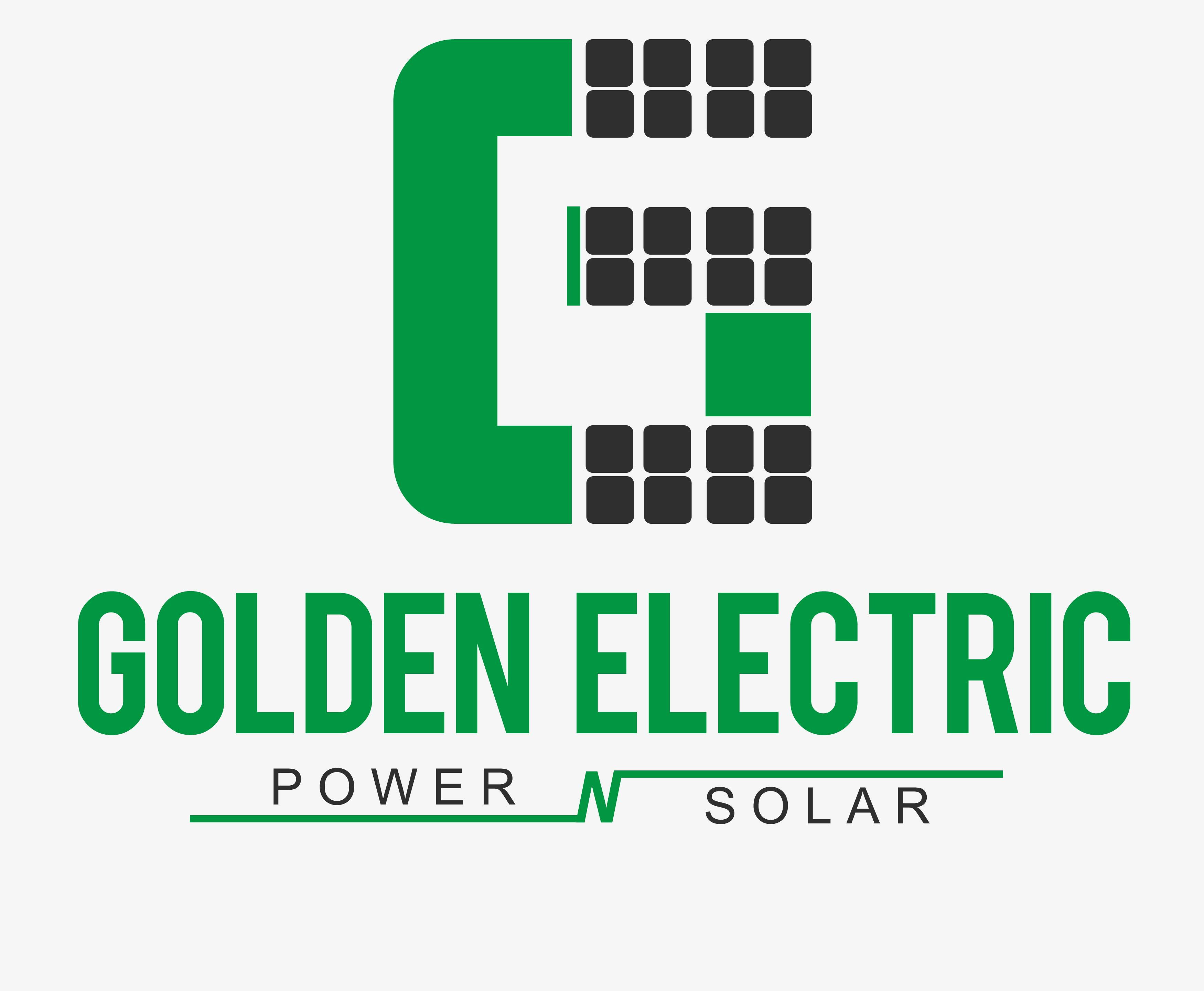 Golden Electric Power N Solar - logo