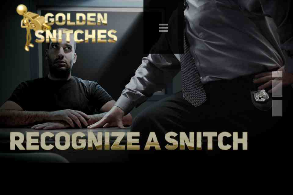 Golden Snitches - logo