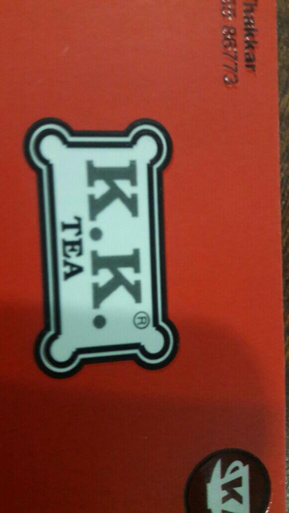 K K TEA - logo