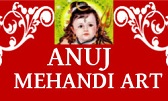 Anuj Mehandi Artist