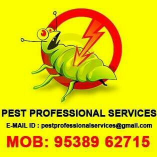Pest Professional services - logo