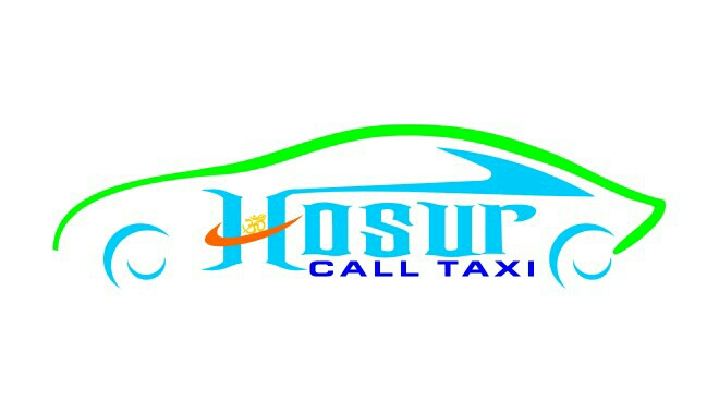 HOSUR CALL TAXI - logo