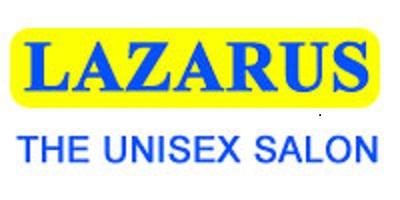 Lazarus Unisex Salon - logo