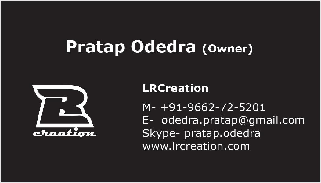 LR CREATION - logo