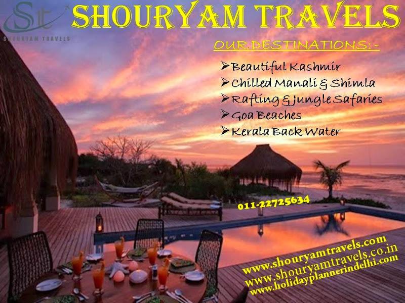 shouryam travels - logo