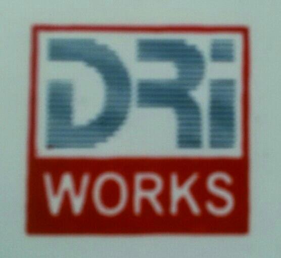 D. R. Iron Works - logo