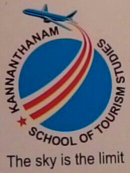 KANNANTHANAM SCHOOL OF TOURISM STUDIES - logo
