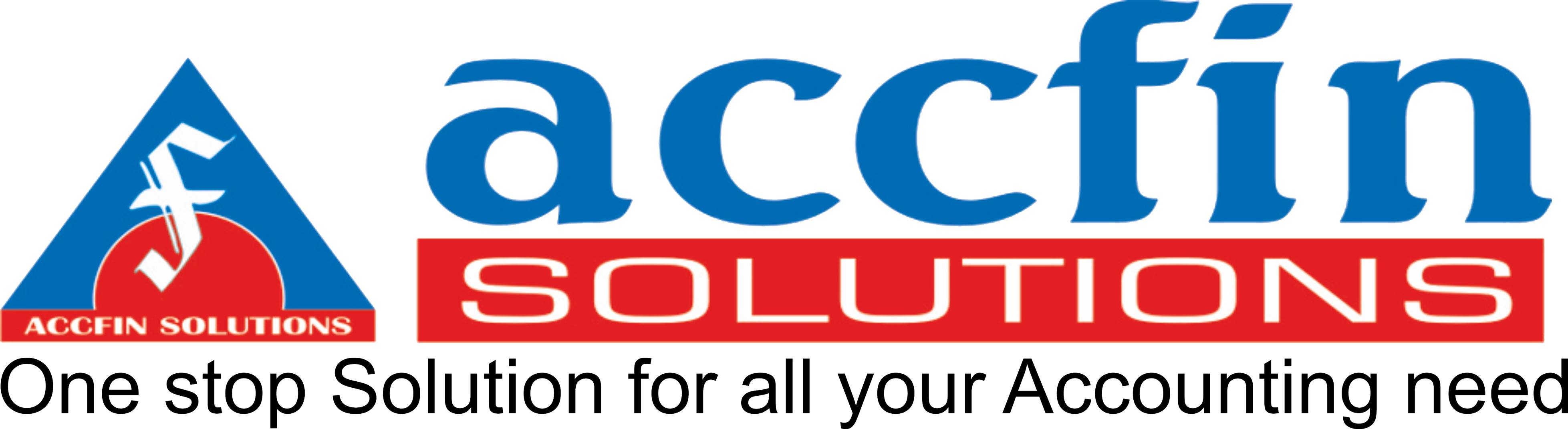 Accfin Solutions - logo