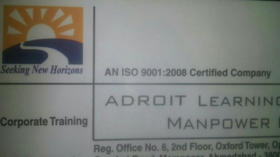 Adroit Learning & Manpower Pvt Ltd - logo