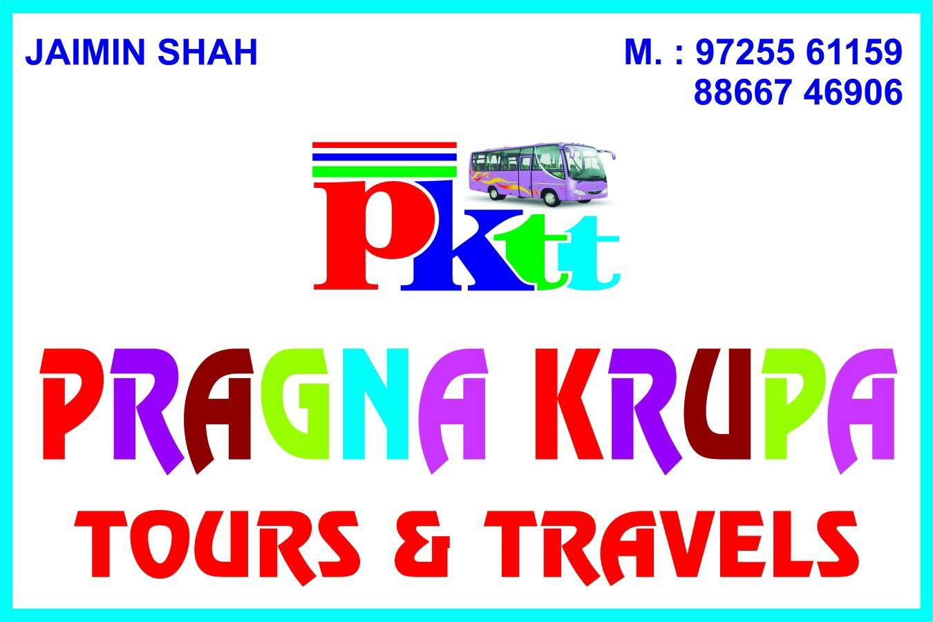Pragnakrupa Tours And Travels - logo