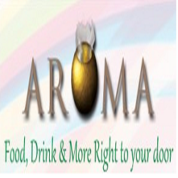 Aroma Caterers - logo