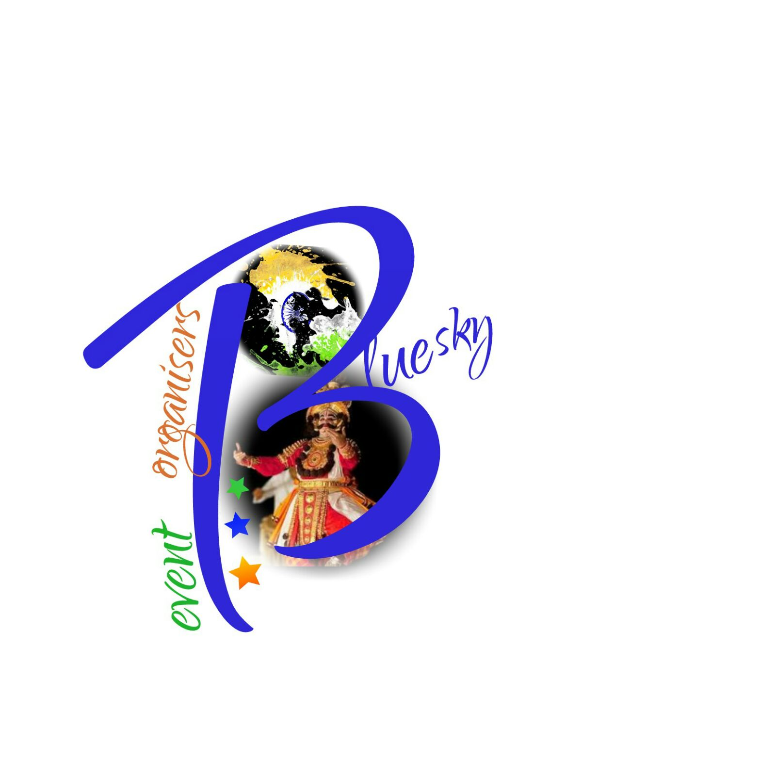 Blue Sky Event Organisers - logo