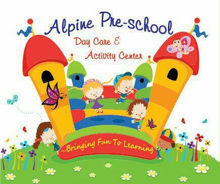 ALPINE PRE-SCHOOL - logo