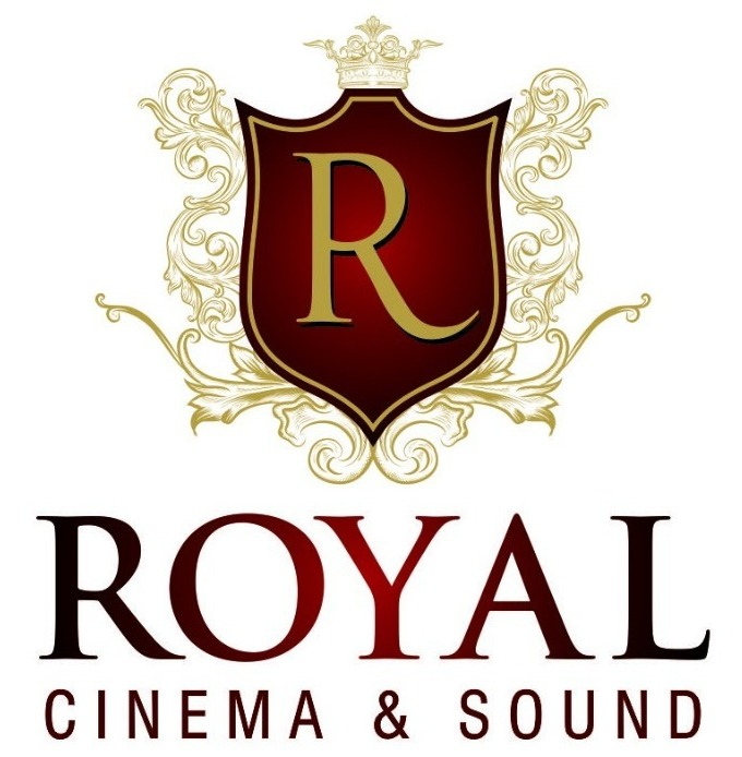 Royal Cinema & Sound By Omega Electronics - logo