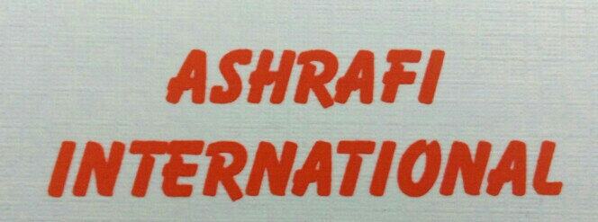 Ashrafi International - logo