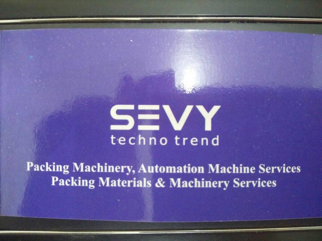 Sevy Techno Trend - logo