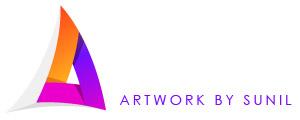 Artworkbysunil - logo