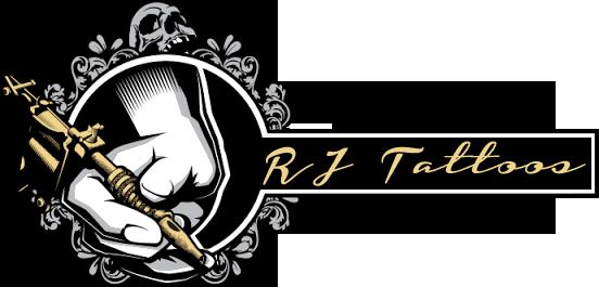 RJ TATTOOS - logo