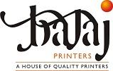 Bajaj Printers - The House of Quality Printers - logo