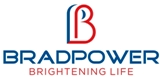 Bradpower solar panel @9999810099 - logo