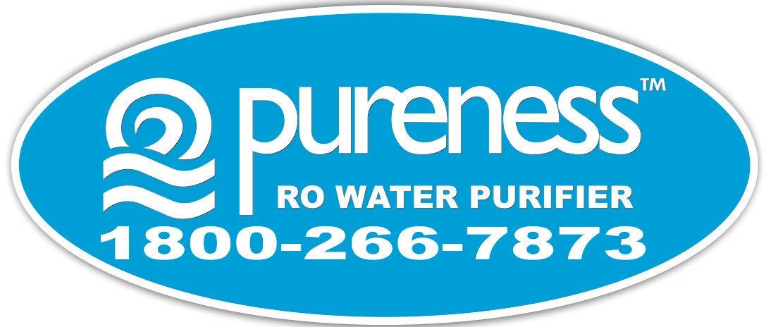 PURENESS RO WATER PURIFIER 18002667873 - logo