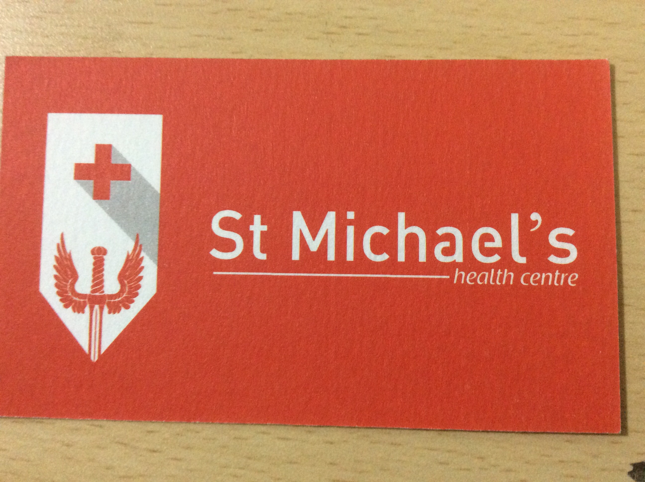 St Michaels Health Care - logo