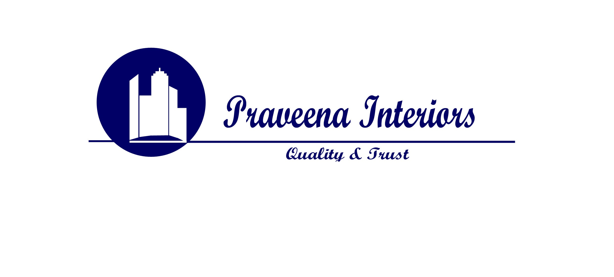 Shree Praveena Interiors - logo